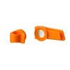 SOURCE Magnetic clip orange